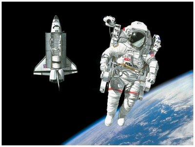 Ed Hengeveld Space Art