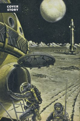 Mechanix Illustrated: How We Will Explore The Moon