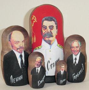 Leaders comunist kit