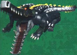 Alligator zord - photo#11