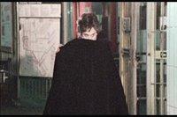 classic cloak pose