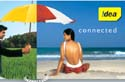 Idea Cellular print ad
