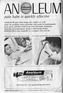 Anoleum pain balm - Amrutanjan Limited