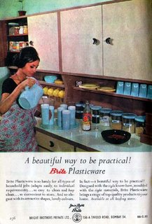 Brite Plasticware - Bright Brothers Private Ltd., Bombay