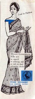 Mysore Government Silks (Mysore Government Silk Weaving Factory, Mysore)