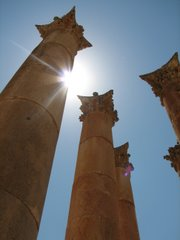 Another view of Jerash