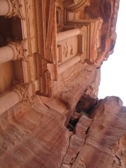 The magical lost city of Petra....