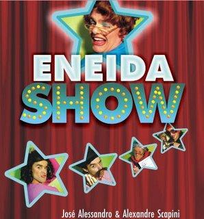 Eneida Idembarra, Casadíssima e Eneida Show EU RECOMENDO MESMO!!!