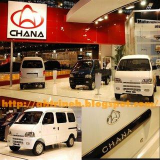 chana Lançamento Chinês   Um carro chamado Chana AHAHAH