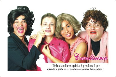 postal familia Idembarra, Casadíssima e Eneida Show EU RECOMENDO MESMO!!!
