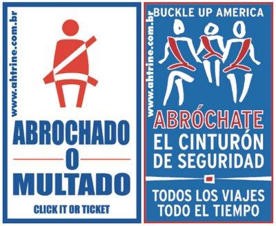 www.ahtrine.com.br1 Trânsito seguro em espanhol