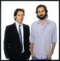 Henry Alex Rubin (left) and Dana Adam Shapiro