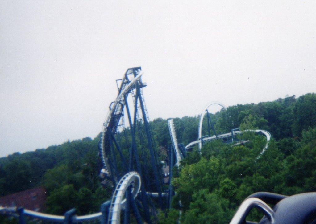 Alpengeist @ Busch Gardens Williamsburg | Coaster Reviews
