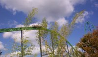 Kingda Ka Roller Coaster Six Flags