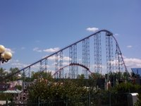 Superman Ride of Steel - Hypercoasters - Six Flags New England