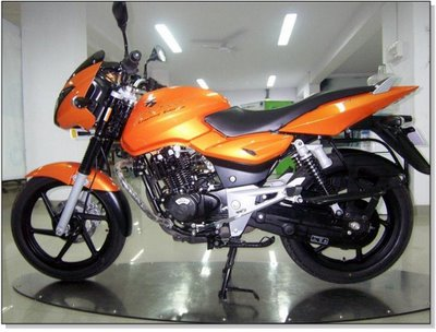 Bajaj Pulsar 180 Limited Edition 01