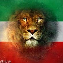 Iranian Lion