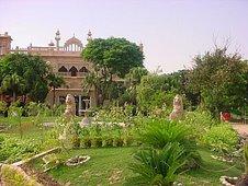 Present Mustafa Castle