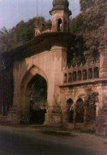 Mustafa Castle Gate