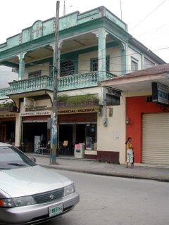 Kawas building, Tela