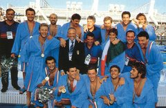 Italy - Olympic winner Barcelona 1992