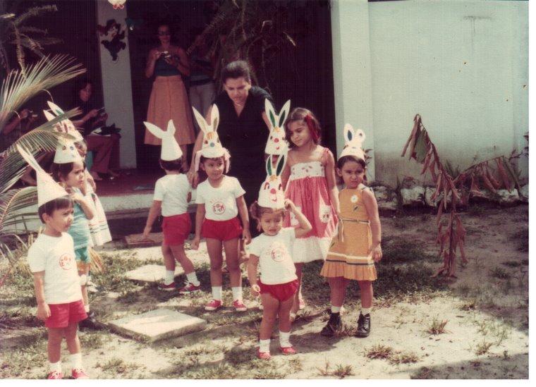 1981 - PRIMEIRA TURMA