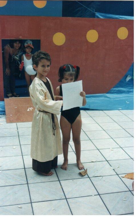 1999 - TEATRO INFANTIL