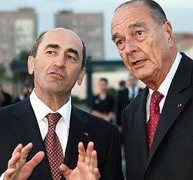 Aumenta a tensão com a França devido ao alegado genocídio arménio
