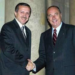 Clima de forte tensão entre a França e a Turquia