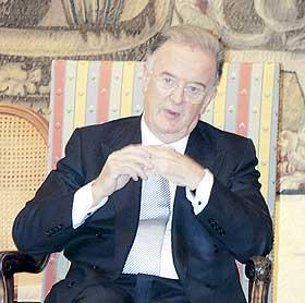 """Jorge Sampaio: """"Continuem com as reformas"""""""