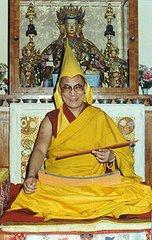 Дээрхийн гэгээн XIV Далай лам