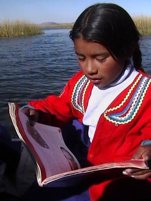 Crónicas testimoniales de la Primaria Multigrado - Perú: 10/09/06 ...