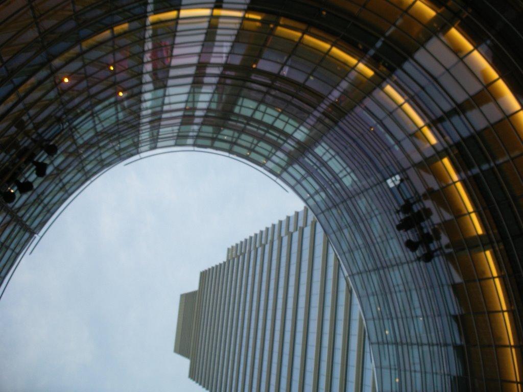 Velvet sea bloomberg tower upskirt for Bloomberg tower one beacon court