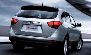 Hyundai Veracruz to invade America (Back)
