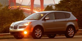2007 Subaru B9 Tribeca claimed to be the safest SUV
