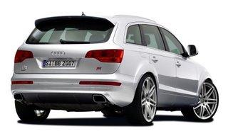 Audi Q7 TDI tuned by B&B