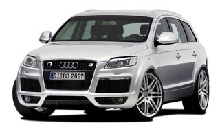 Audi Q7 TDI tuned by B&B