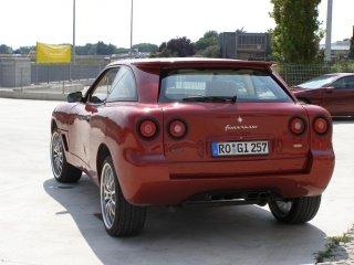 Fornasari RR600: the hot Italian SUV