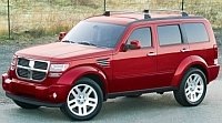 Dodge Nitro UK pricing announced
