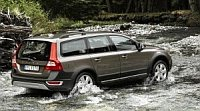 New Volvo XC70 will feature better off-road capability