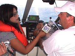 Promotora Comunicación SIn Fronteras y medios de comunicación participando.