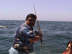 Pesca Deportiva entusiasma a pescadores