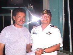 Capitania de Puerto apoyando a pescadores de Puerto Popotla