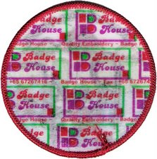 Badge House Embroidery