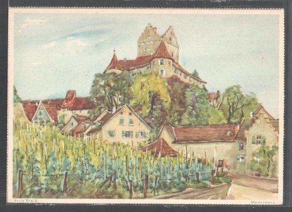 Meersburg Festung