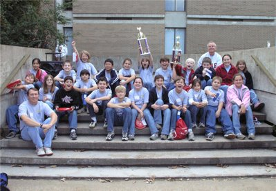 St. Bede Science Olympiad Teams Soar at State Competition 1
