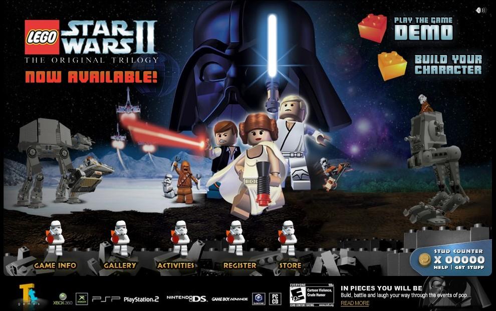 Lego Star Wars II The Original Trilogy Reviews