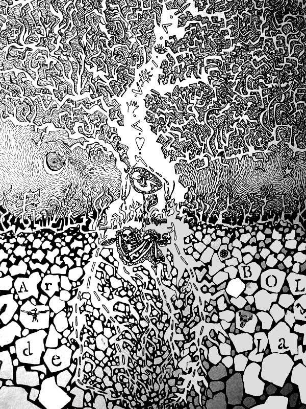 Jos antonio galloso franz fischer pescador un artista for Imagenes de cuadros abstractos para colorear