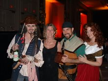 Lynn and the pirates