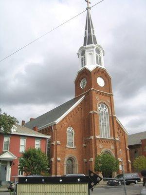Catholic Architecture and History of Toledo, Ohio: November 2006
